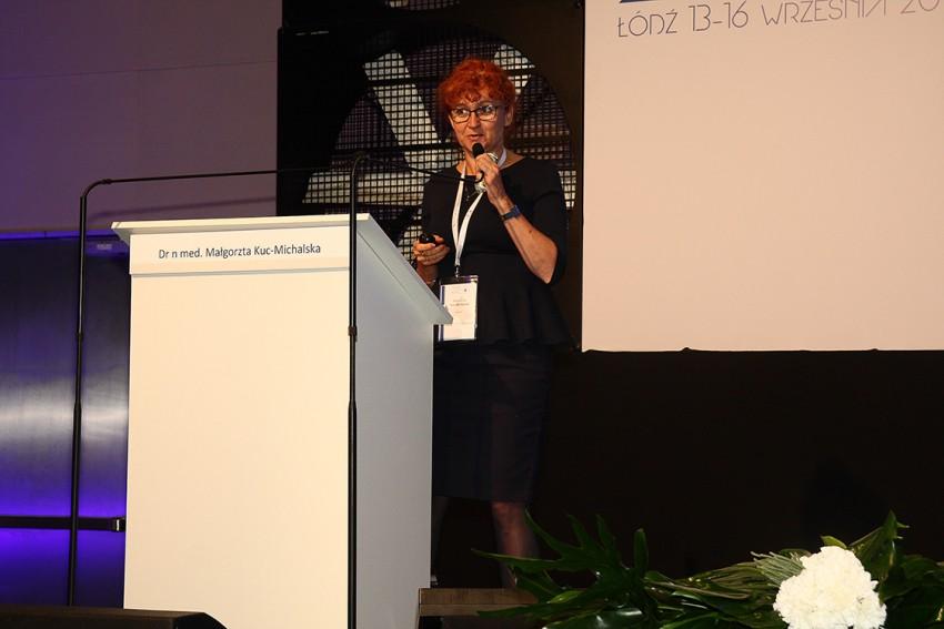 Małgorzata Kuc-Michalska na 20. ZPTO
